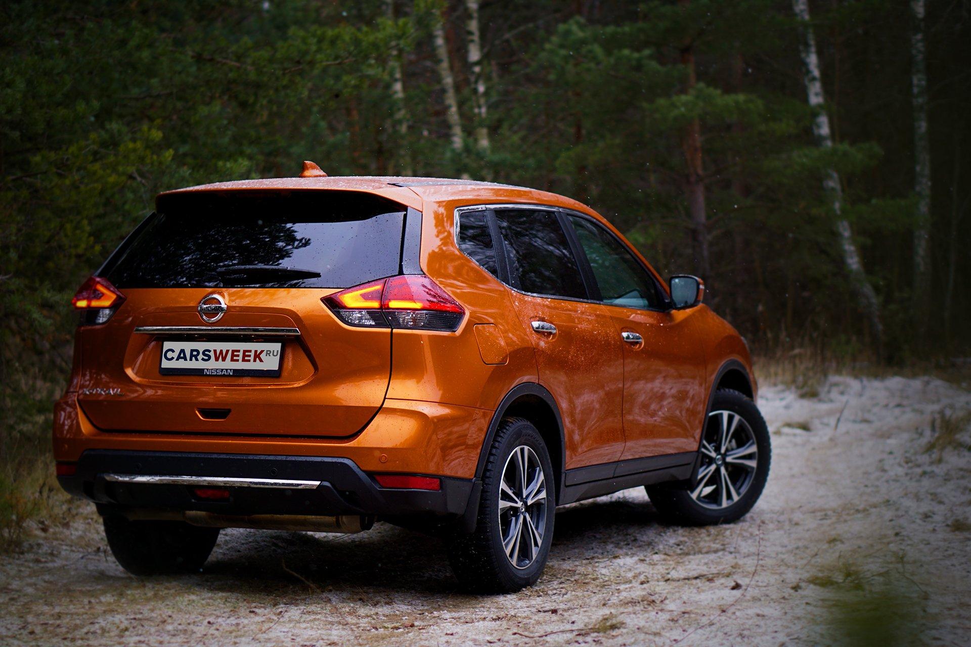 Тест-драйв Nissan X-Trail: третье поколение с более глубокой адаптацией под Россию