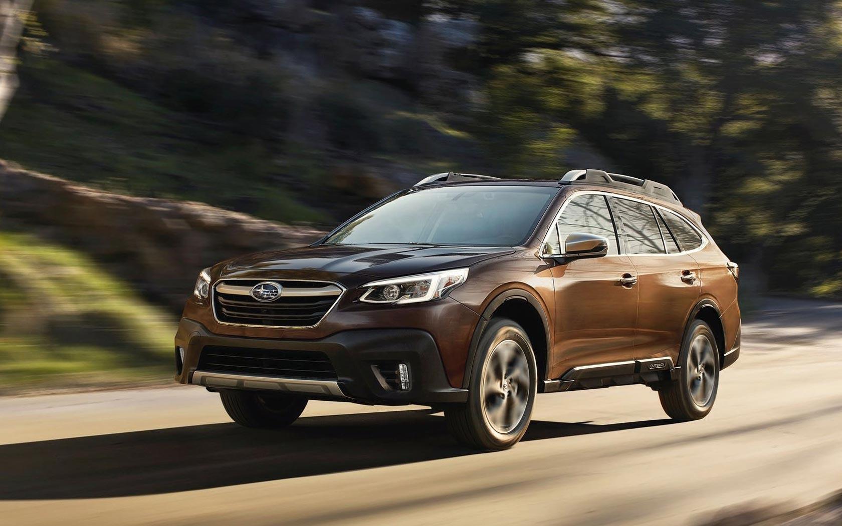 Российский бестселлер Subaru Forester улучшил свои позиции