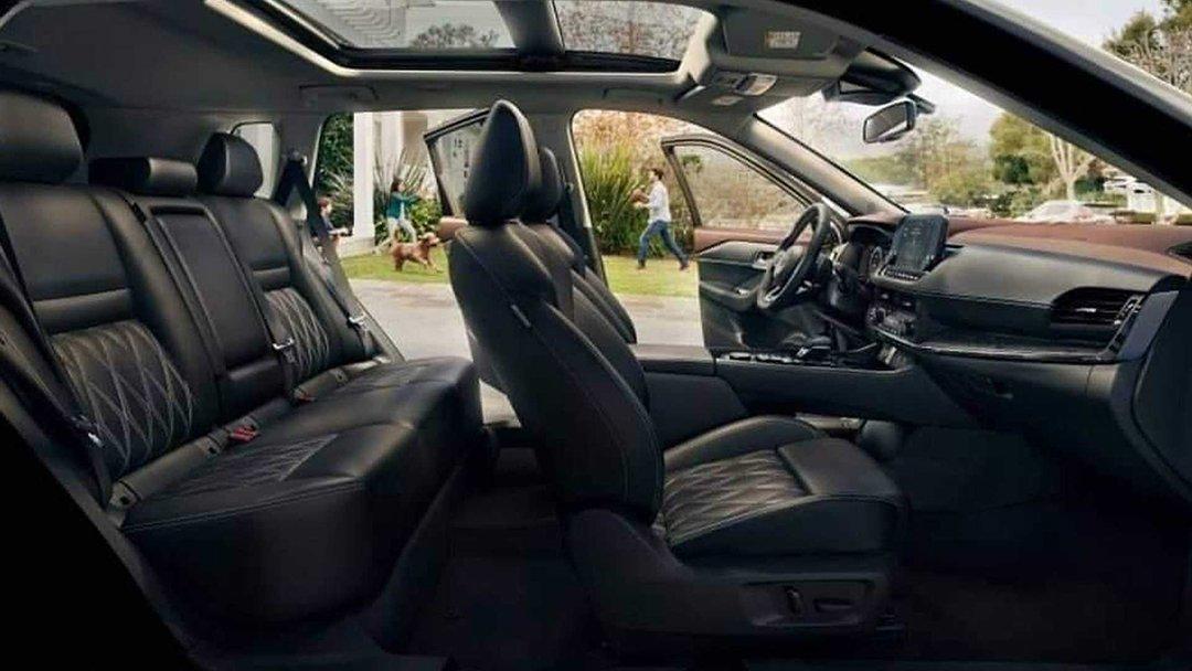 Новый Nissan X-Trail рассекречен до официальной премьеры