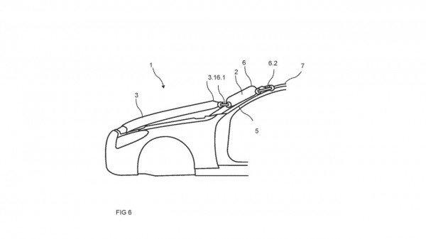 Benz запатентовал революционную подушку безопасности для пешеходов