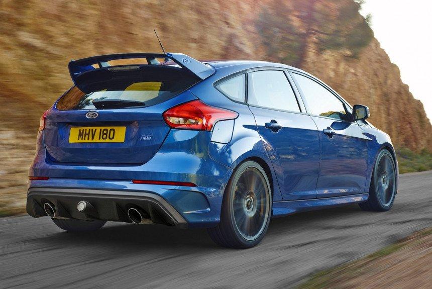 «Заряженный» Ford Focus RS может стать историей