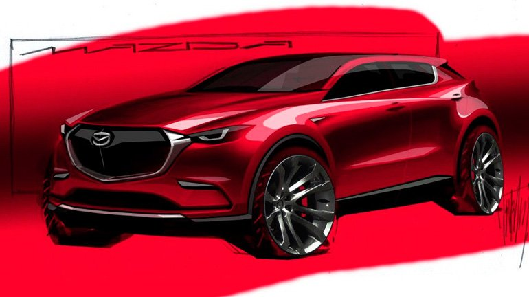 Mazda назвала преемника кроссовера CX-5