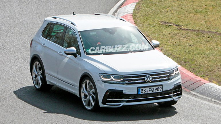 В линейке Volkswagen появится еще одна модель GTI