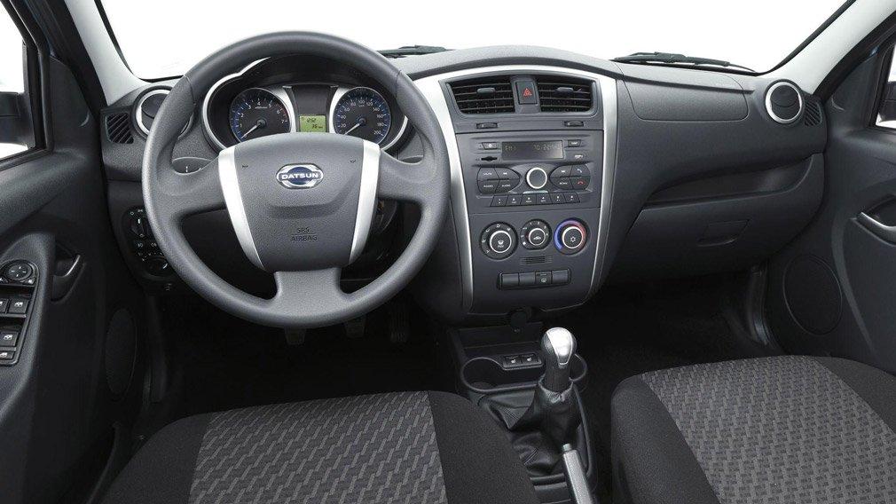 Компания Datsun обновит седан on-DO в РФ