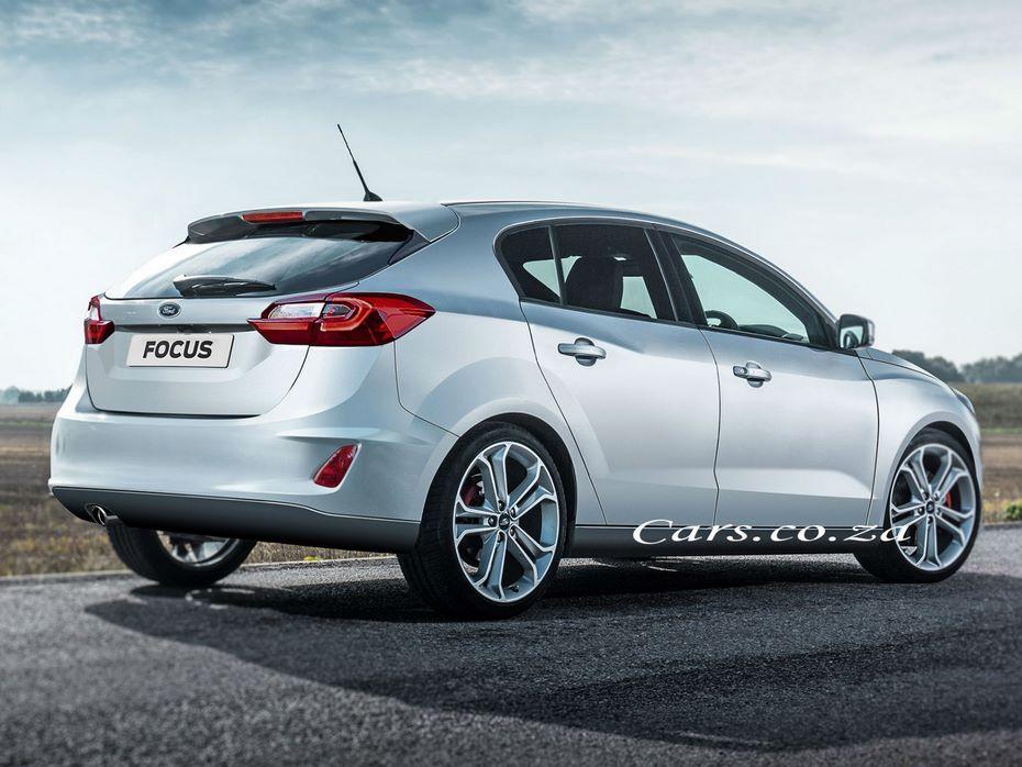 Фото Форд  Focus обновленного поколения  выложили вглобальной сети