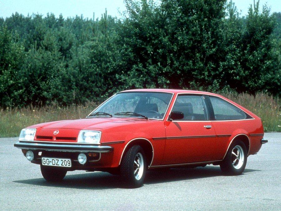 Opel Manta может возродиться в виде электрокара