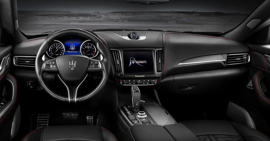 Maserati начинает продажи мощных версий кроссовера Levante