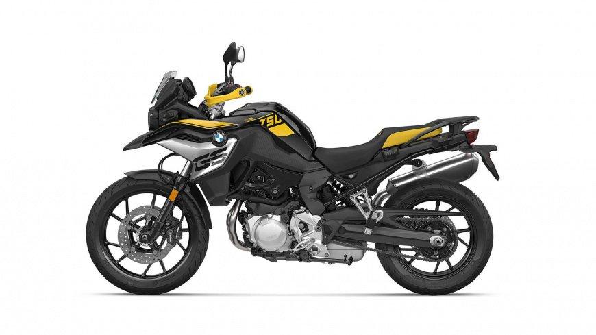 Компания BMW представила юбилейную серию мотоциклов GS