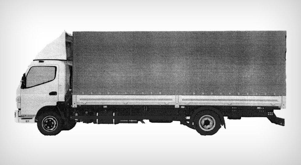 Соперник ГАЗон Next: «КАМАЗ» запатентовал новый фургон