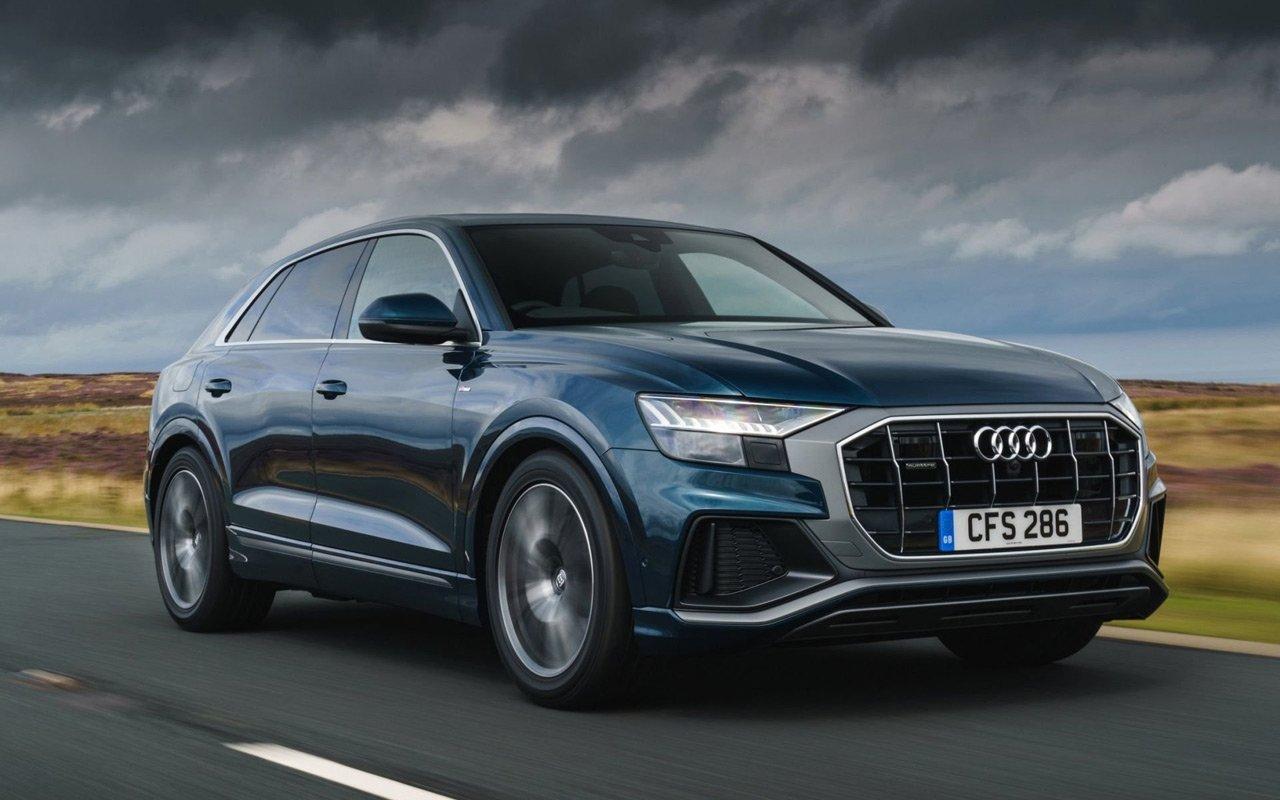 Компания Audi отзывает в России свыше 200 машин
