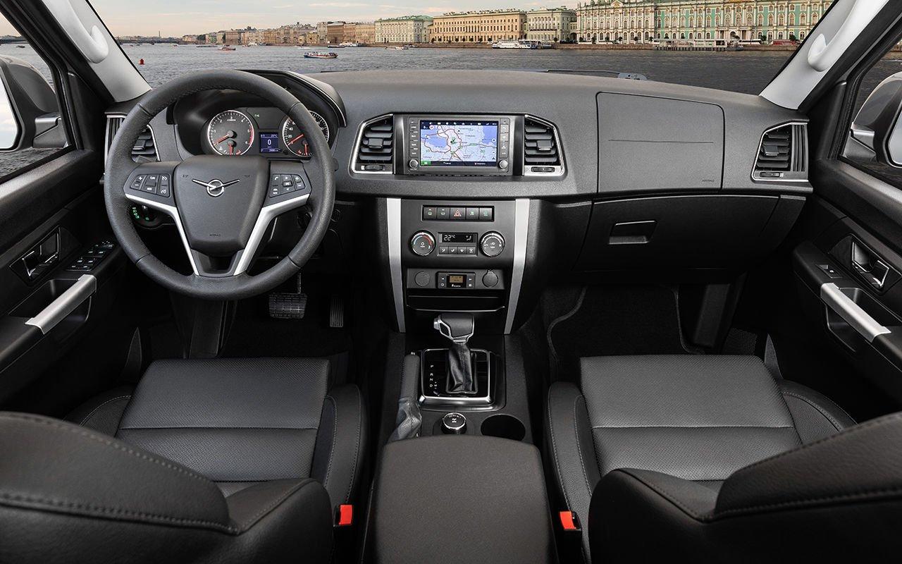 Автомобили УАЗ научатся заводиться со смартфона