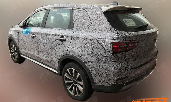 Аналог Volkswagen Tiguan из Китая показали на фотографиях