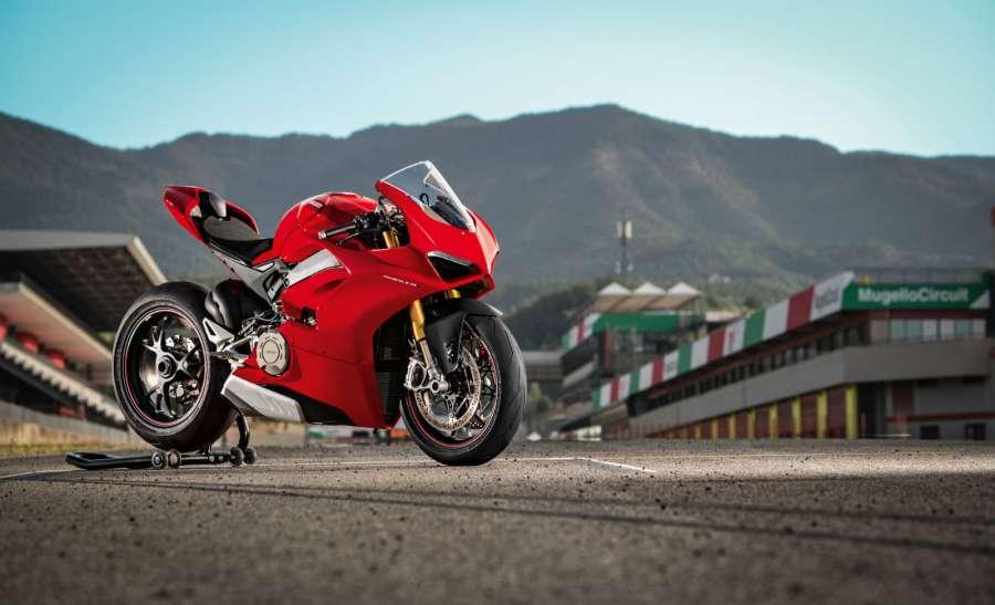 Ducati готовит экстремальный сверхлёгкий спортбайк Superleggera