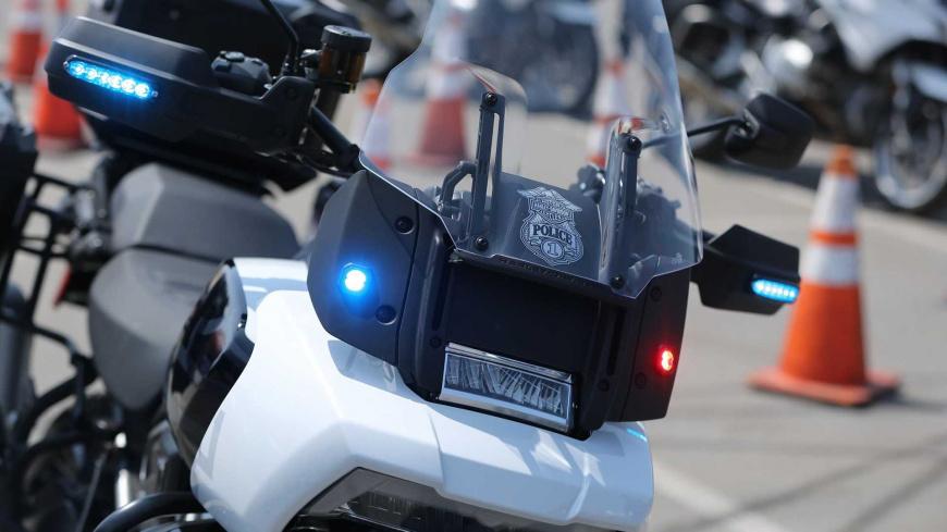 В Сети появилась информация о полицейской концепции Harley Pan America