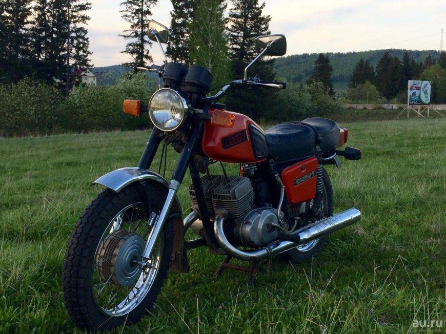 В России снизились продажи мотоциклов с пробегом