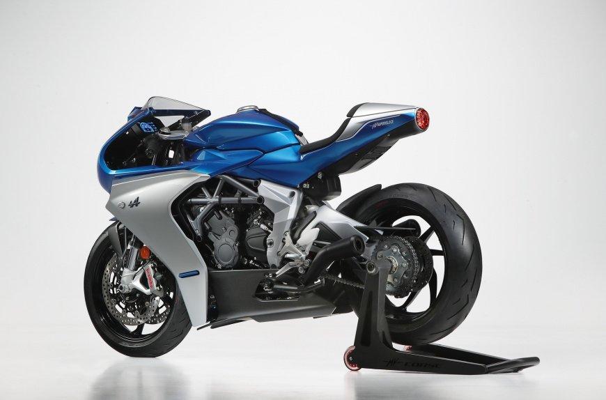 MV Agusta и Alpine показали ограниченный мотоцикл в стиле ретро
