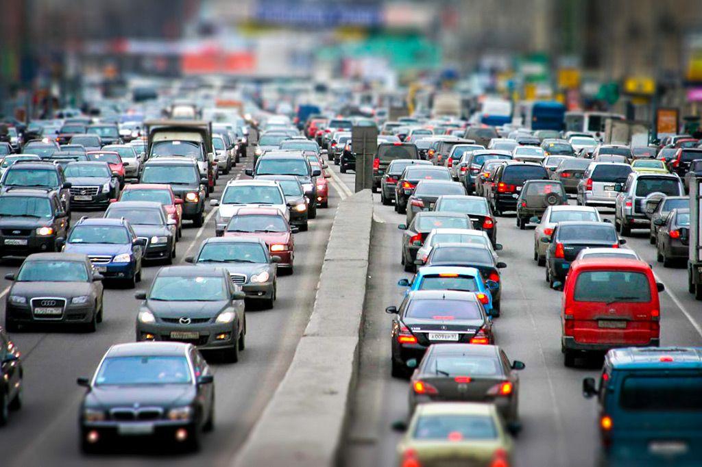 В России насчитали 53 млн автомобилей