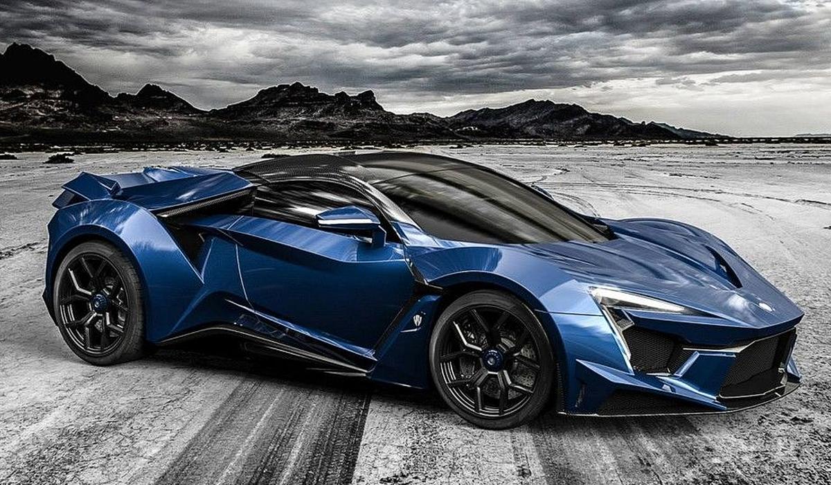 Самые быстрые автомобили с турбомотором