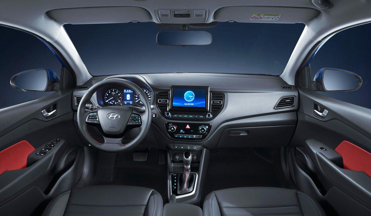 Стали известны цены на рестайлинговый Hyundai Solaris для РФ
