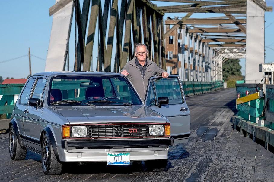 В сети показали восстановленный  Volkswagen Golf GTI