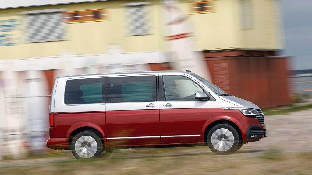 Новые модели Volkswagen поколения Т6.1 доберутся до России в марте