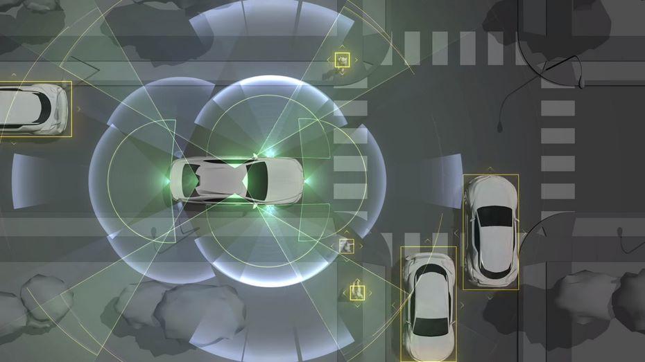 Toyota представит беспилотник нового поколения