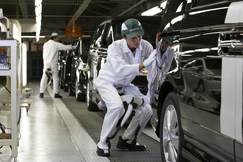 Компания Хонда закрывает крупный завод вЯпонии