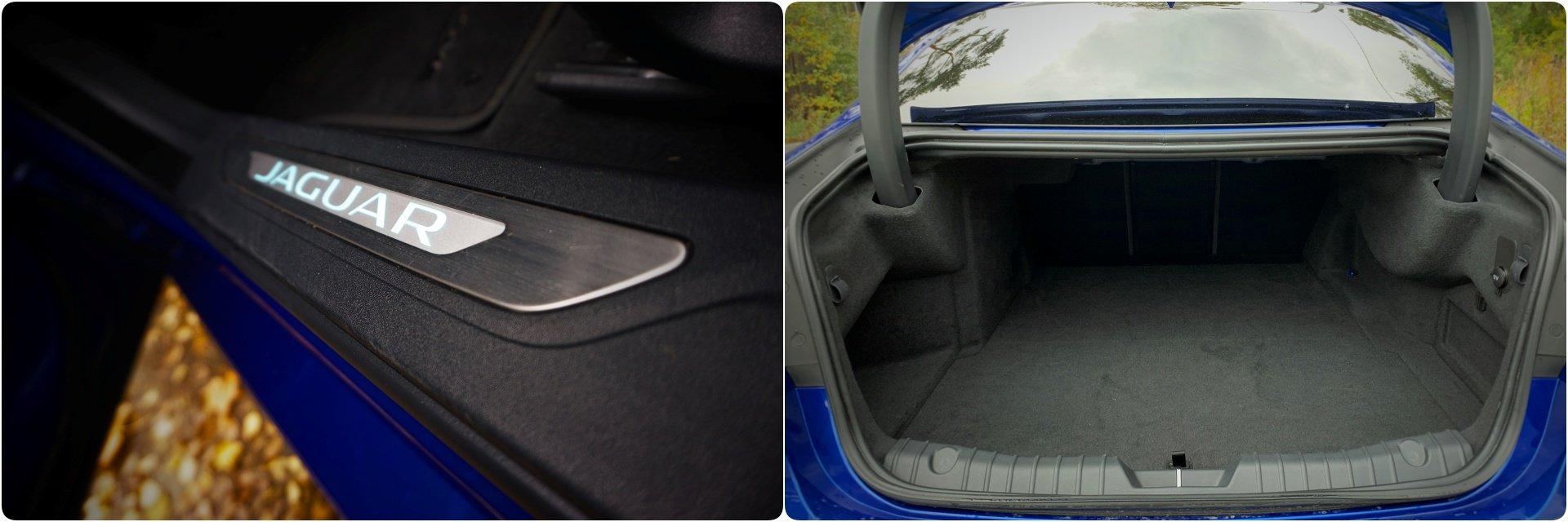 Тест-драйв Jaguar XF 25t: роскошь и стиль в одной упаковке
