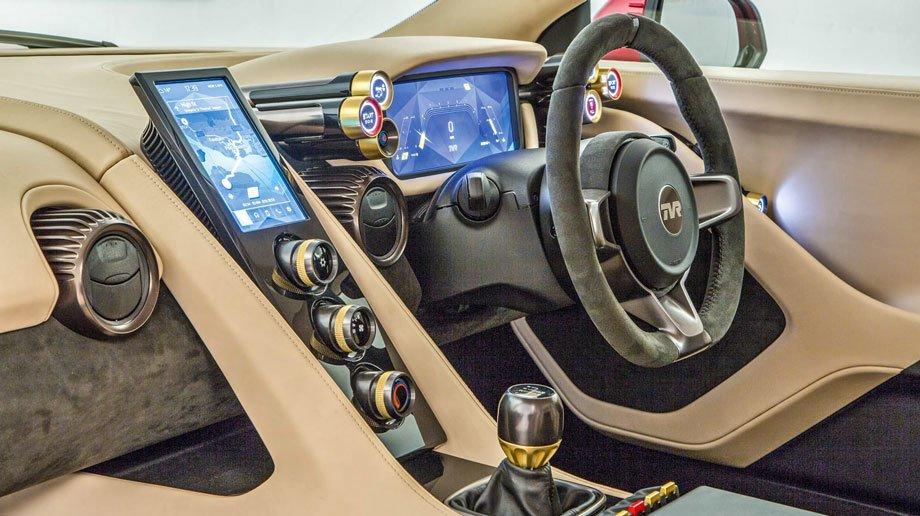 Проект купе TVR Griffith был возрожден