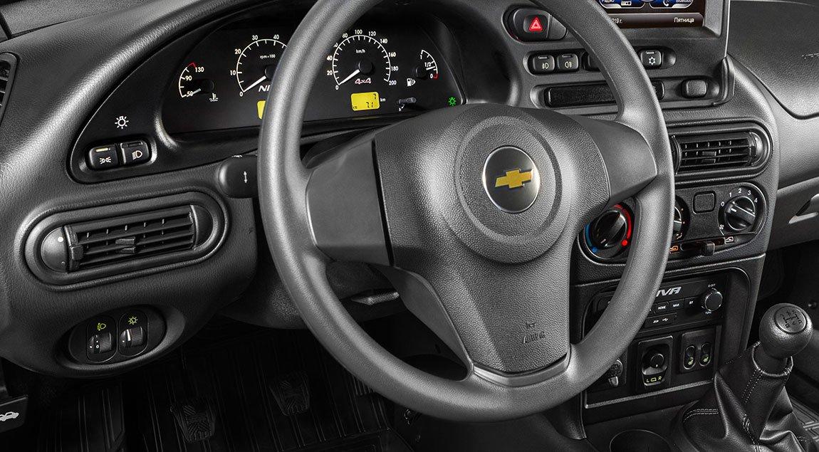 Chevrolet Niva обзаведется четырехместной вариацией