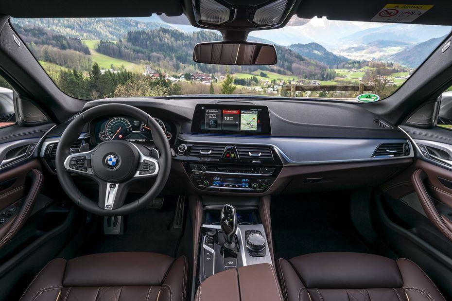 БМВ прекратила выпуск седана M550i из-за несоответствия экостандартам