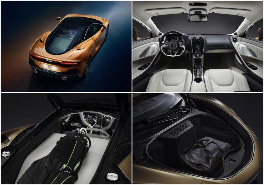 McLaren идет в массы: представлен новый Grand Tourer с багажником на 420 литров
