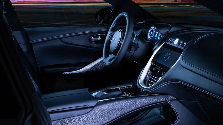 Кроссовер Aston Martin DBX получит специальную версию