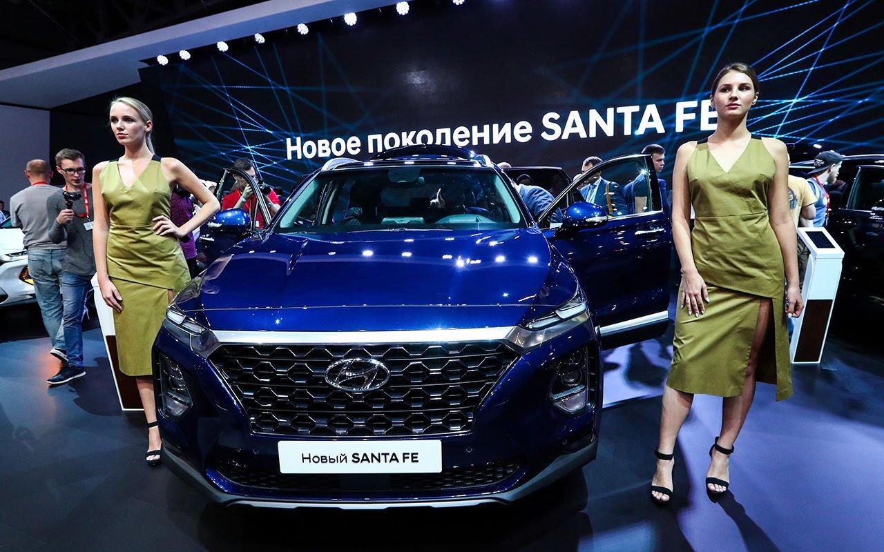 Директор ММАС назвал условия для проведения автошоу в Москве
