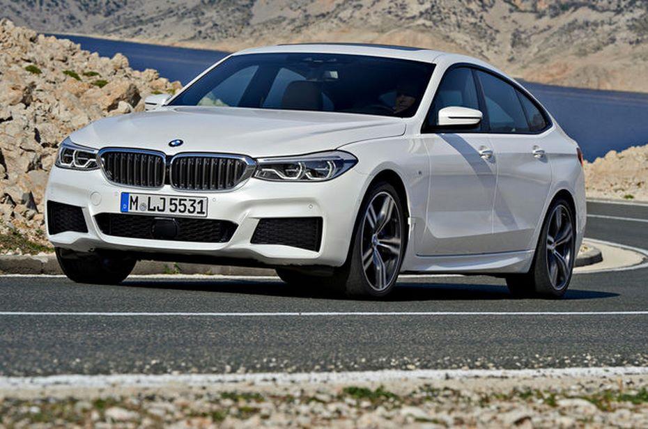 Новый BMW 6 серииGT стартует на российском рынке