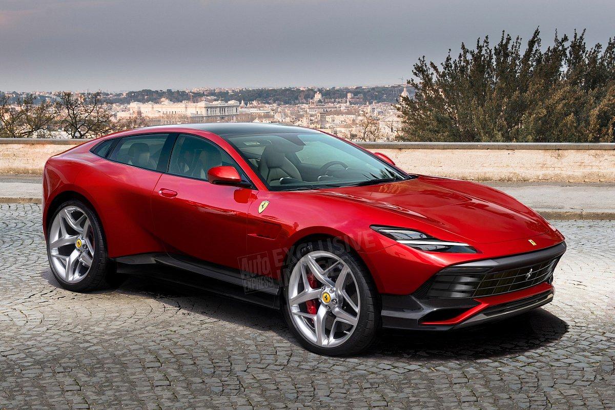 Ferrari готовит две новинки в 2020 году