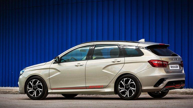 В «АвтоВАЗе» рассказали о перспективах выхода модели Vesta SW Sport