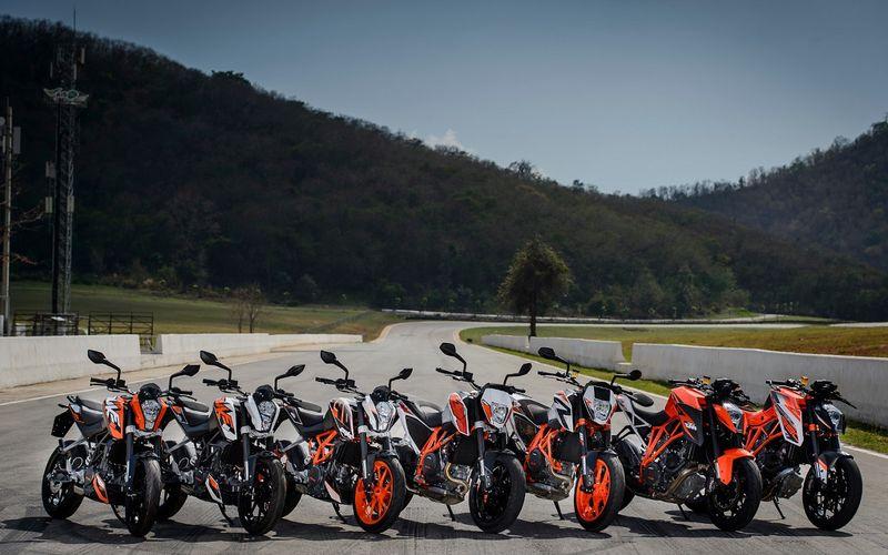 KTM и Husqvarna покажут доступные мотоциклы в 2021 году