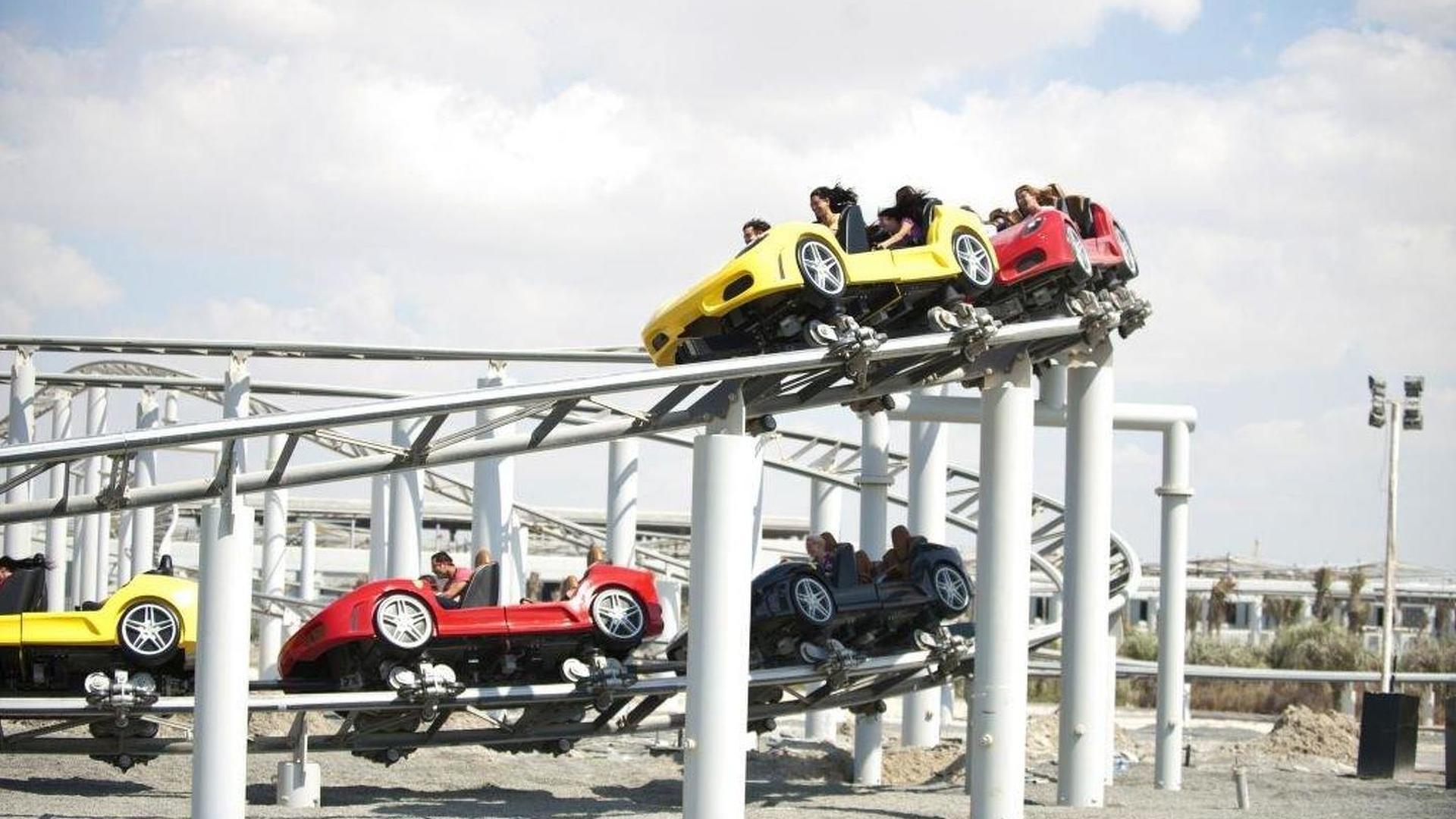 Ferrari World в Абу-Даби стал лауреатом мировой премии по тематическим паркам