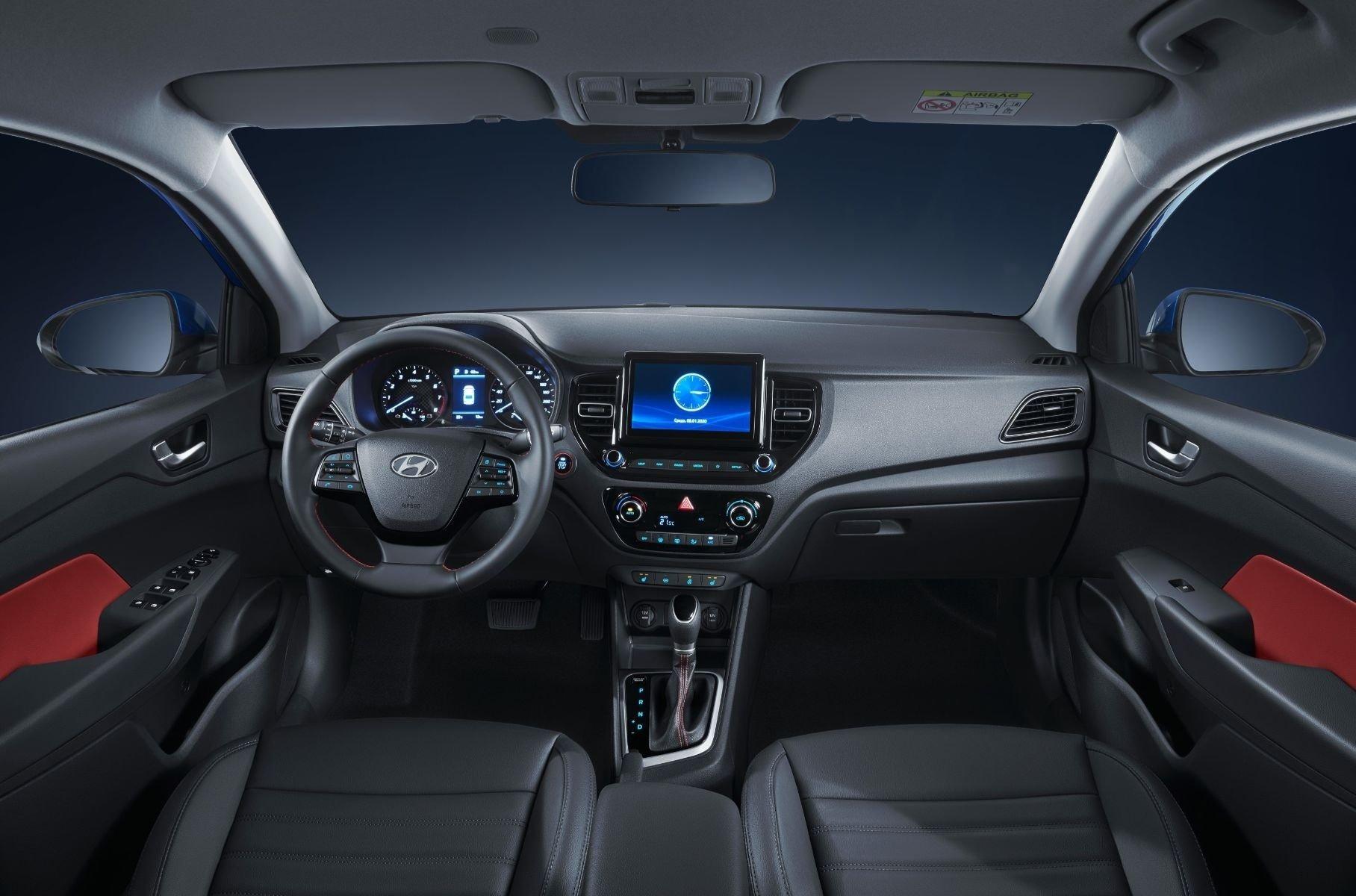 Обновленный Hyundai Solaris добрался до российских дилеров