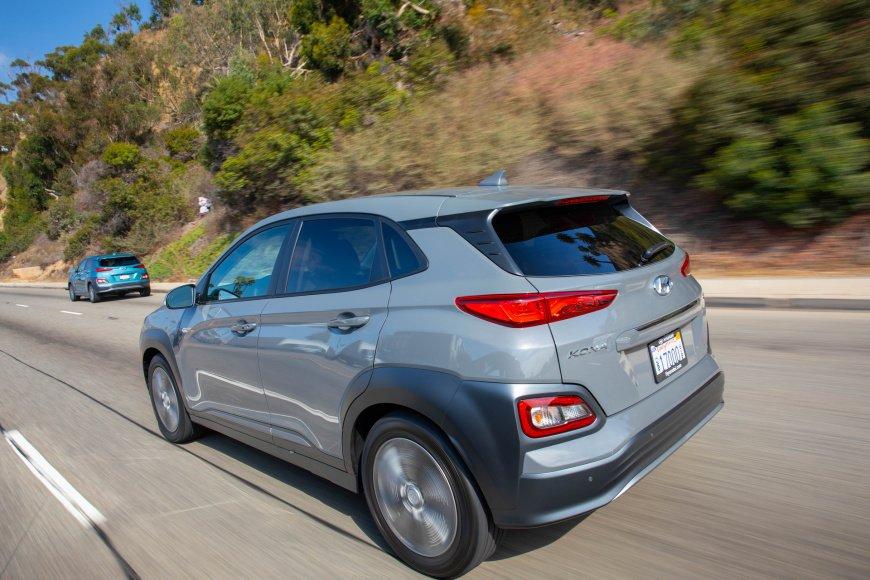 Hyundai заморозил сборку Kona EV из-за отзыва о пожаре
