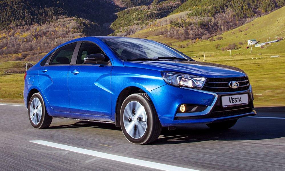 Лучшие машины в России стоимостью до миллиона рублей