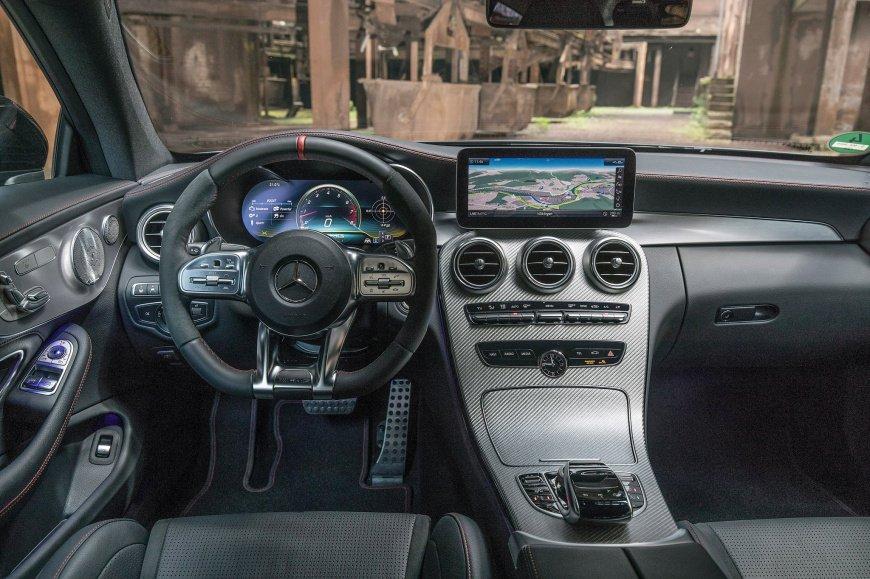 Седан Mercedes-Benz C-Class больше не будет производится в США