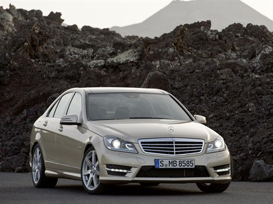 mercedes-benz c350 amg sports package 2011
