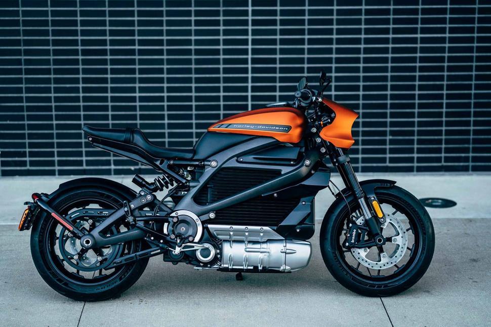 Harley-Davidson временно приостановил выпуск электромотоциклов