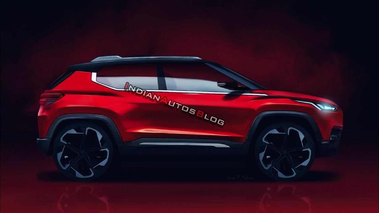 Nissan поделился информацией о новом кроссовере Datsun Magnite
