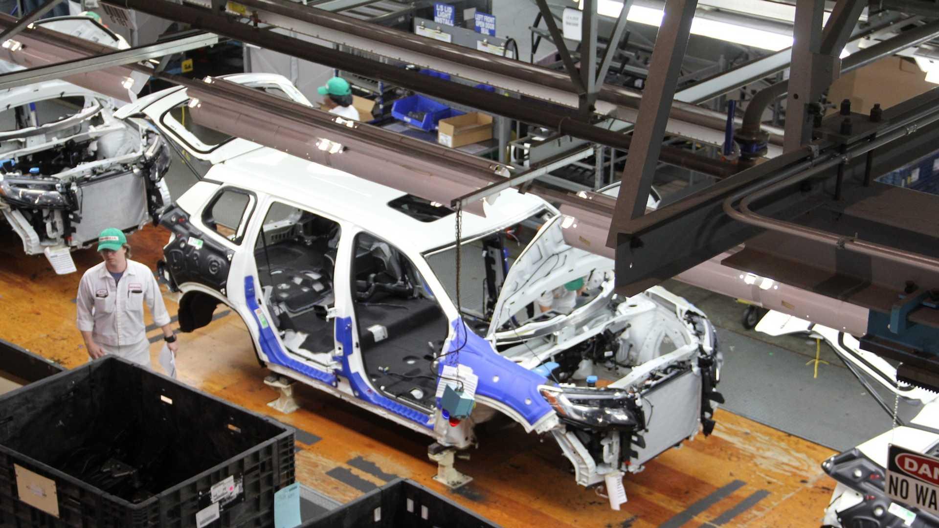 Honda закрывает свои заводы в США из-за короновируса
