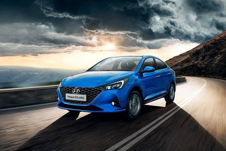 Компания Hyundai сократила гарантию на модели Hyundai Creta и Solaris