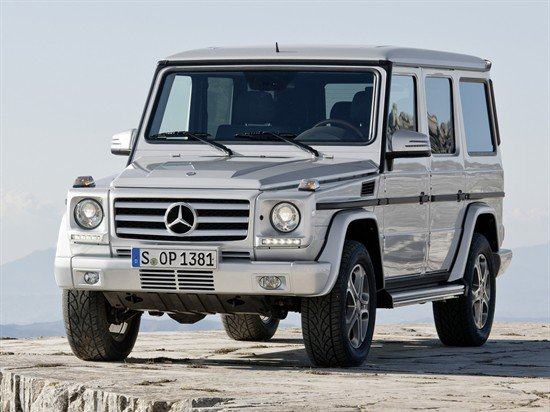 mercedes-benz g 350 bluetec 2012