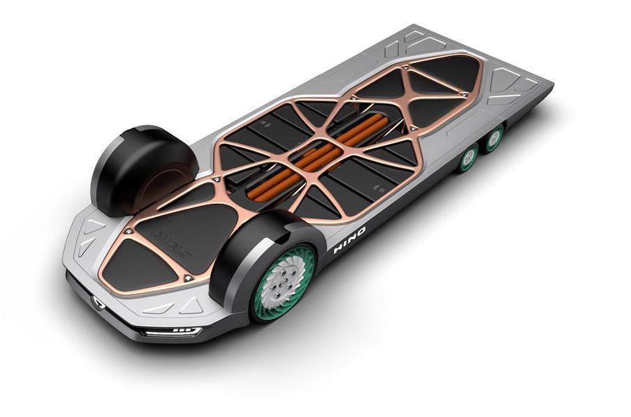 Разработали «ультрагибкую» платформу для электромобилей
